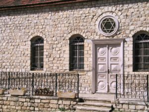 access control solutions for synagogues